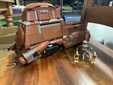 Lego Star Wars Trade Federation MTT set 7662