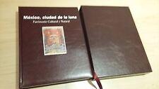 Libro  MÉXICO, CIUDAD DE LA LUNA. PATRIMONIO NATURAL Y CULTURAL Gran formato