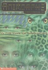 Animorphs Megamorphs In the Time of Dinosaurs By K. A. Applegate Scholastic New