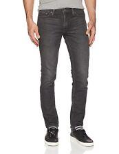 Levis 511 Slim Fit Jeans Mens Slim Slightly Tapered Leg Low Rise Zip Fly Denim