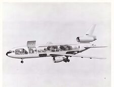 Vintage Cargo Plane Original 8x10 Black And White Photo 83721 Aircraft Rare! B