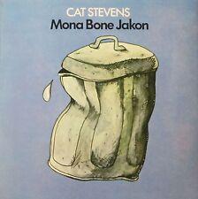 Cat Stevens - Mona Bone Jakon incl. TOP-Hit: Lady D'Arbanville (LP Holland 1974)