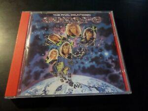 CD ALBUM - EUROPE - THE FINAL COUNTDOWN