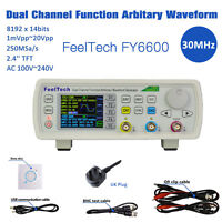 FeelTech FY6600 DDS Sine Square Pulse Arbitrary Waveform Signal Generator SP