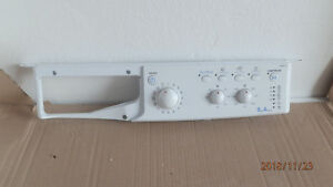 Used Indesit IWC8123 Washing Machine Fascia & Control PCB.