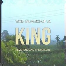 Reverend and the Makers - Death Of A King [New CD] UK - Import