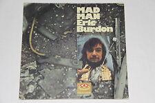 "Eric Burdon Mad Man -  Reissue Germ 1976 - 2 LP Vinyl 12"" - FOC"