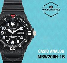 Casio Diver Look Analog Watch MRW200H-1B