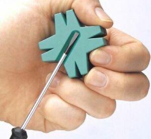 Wera WER073403 Star Magnetizer / De-magnetizer For Screwdrivers & Hexagon Keys