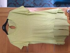 new marks & spencer collection 2-ways to wear tee-shirt top....size 20...rp £ 15