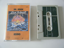 DR. HOOK RISING CASSETTE TAPE 1980 GREEN PAPER LABEL MERCURY UK