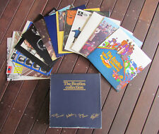 "Beatles Record Collection Australian Version 12"" Vinyl LP Including Rareities"