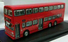 Free Ship!!! BC Hong Kong Plain Red CMB Dennis Condor DL18 12m Bus - Rt.111