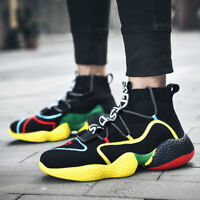Men's Fashion Casual Shoes Ultralight Sports Sneakers Trainers Outdoor Running