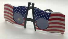 New listing American Flag Usa Proud Novelty Sunglasses Party Glasses Halloween Costume