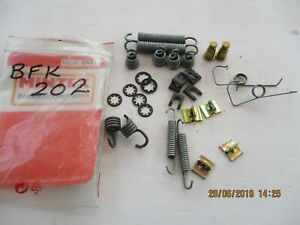 MBA644 BFK202 New Brake Pad Fitting Kit Alfa Romeo 33 Citroen C15 Peugeot 305