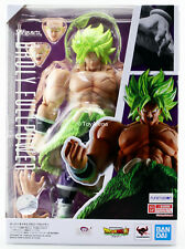 S.H. Figuarts Dragon Ball Super Saiyan Broly Full Power Bandai Figure INSTOCK US