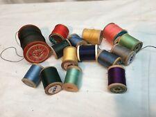 Clarks  Spool Thread Lot assorted Colors