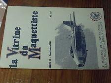 8µ? Revue Vitrine du Maquettiste n°13 P-38 Lightning Hydro Luftwaffe Alouette 3