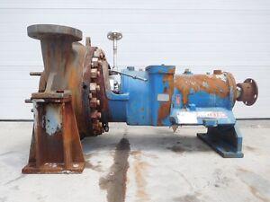 "Hazleton CAS Centrifugal Pump Model N-26226 4"" Inch 565 GPM Titanium 3550 RPM"