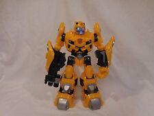 "Transformers Revenge of the Fallen Power Bot Bumblebee 10"""