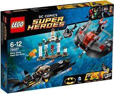 LEGO SUPER HEROES DC COMICS BLACK MANTA DEEP SEA STRIKE 76027 - NUEVO, SIN ABRIR