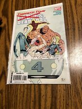 Fantastic Four & Deadpool 2007 Direct Edition