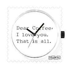 Stamps Uhr Zifferblatt That is All 105494