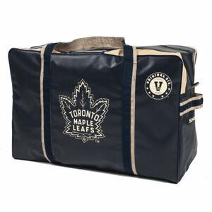 Toronto Maple Leafs Original Six Vintage Logo HOCKEY EQUIPMENT BAG Inglasco. NEW