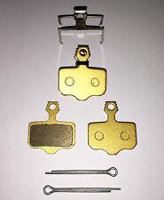 Avid Elixir 1 - 3 - 5 - 7 Sintered Brake Pads Incl. SPLIT PINS - 2 Pairs