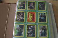 Bigfoot  - Harry and the Hendersons - 100 Sammelbilder aus den USA