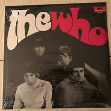 The Who - self titled -  1971  SEALED vinyl  France  no barcode - original