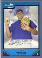 2007 Bowman Prospects Insert/Parallel Singles (Pick Your Cards)