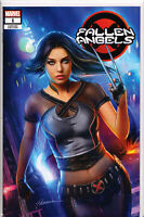 FALLEN ANGELS #1 (SHANNON MAER EXCLUSIVE VARIANT) COMIC BOOK ~ IN STOCK