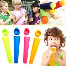 Silicone Popsicle Mold Pop Makers Freezer Ice Cream Maker Form Tray Mould HOT