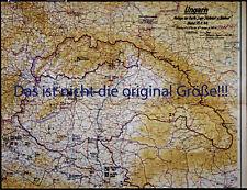 Heereskarten Südost von September 1943 - Dezember 1944