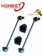 For TRAFFIC PRIMASTAR VIVARO FRONT ANTI ROLL BAR D BUSHES & LINK BARS X2 Karlman