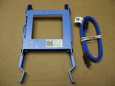 "(QTY 1) 2.5"" hard drive caddy sled for Dell Optiplex 3050 5050 7050, X9FV3, 3650"