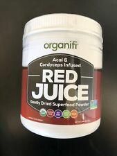 Organifi  Red Juice Superfood 30 Servs New. EXP 2021