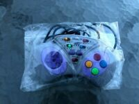 SNES Performance Game Pad with Turbo & Slow QuickShot Super Nintendo Controller