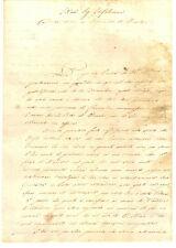 Autografo Architetto Leopoldo Pasqui Reparto Maternità Santa Maria Nuova Firenze