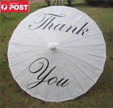Wedding Umbrella Thank You Photo Prop Decoration Engagement Party