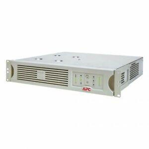 APC SMART-UPS 1000VA 670W RM 2U 120V SU1000RM2U with Brand new Battery