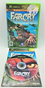 Far Cry: Instincts Video Game for Microsoft Xbox PAL TESTED