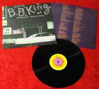 LP B.B. King: Midnight Believer (ABC) D