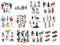 Disney Figure Playsets Figures Figurine Toys Frozen Princess Mickey Mouse Cars