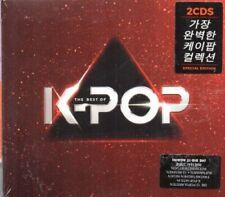 KPOP - The Best of K-Pop - Digipack - 2 CD - Neu / OVP
