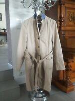 MARC O POLO chicer Trenchcoat, Jacke,  beige Gr. 38 /40, M / L,  Top, Taille