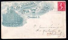 More details for usa 1899 the hollenden hotel illustrated 2c cover ws11192