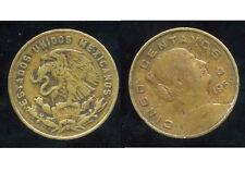 MEXIQUE 5 centavos 1959